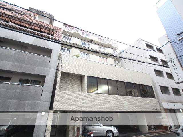 広島県広島市中区、本通駅徒歩7分の築36年 7階建の賃貸マンション