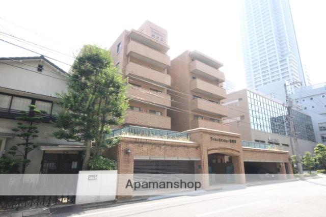 広島県広島市中区、女学院前駅徒歩4分の築33年 6階建の賃貸マンション