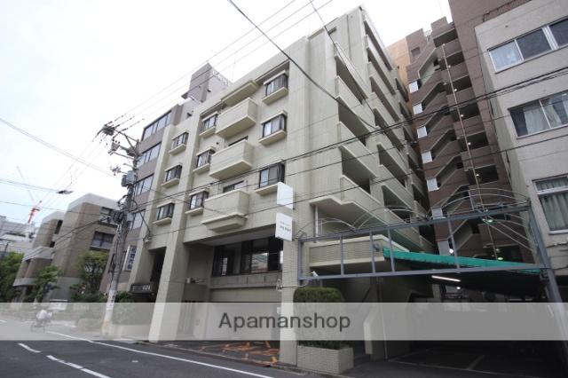 広島県広島市中区、銀山町駅徒歩4分の築28年 10階建の賃貸マンション