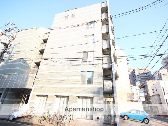広島県広島市中区、女学院前駅徒歩6分の築26年 7階建の賃貸マンション