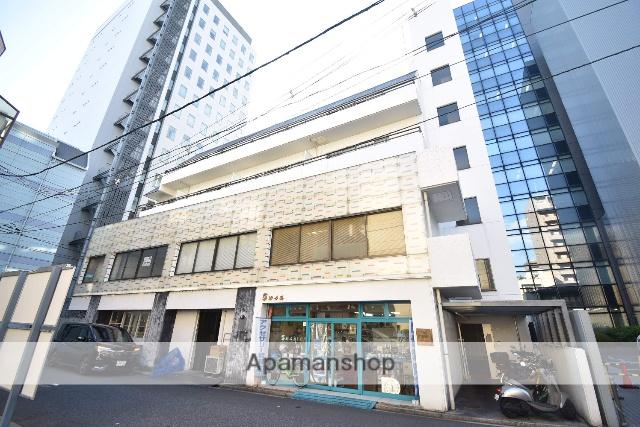 広島県広島市中区、八丁堀駅徒歩1分の築33年 5階建の賃貸マンション