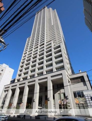 広島県広島市中区、女学院前駅徒歩3分の築13年 43階建の賃貸マンション