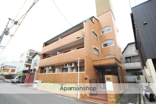広島県広島市南区、海岸通駅徒歩10分の築30年 4階建の賃貸マンション