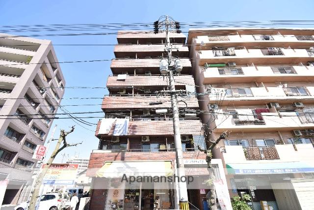 広島県広島市中区、舟入本町駅徒歩12分の築30年 7階建の賃貸マンション