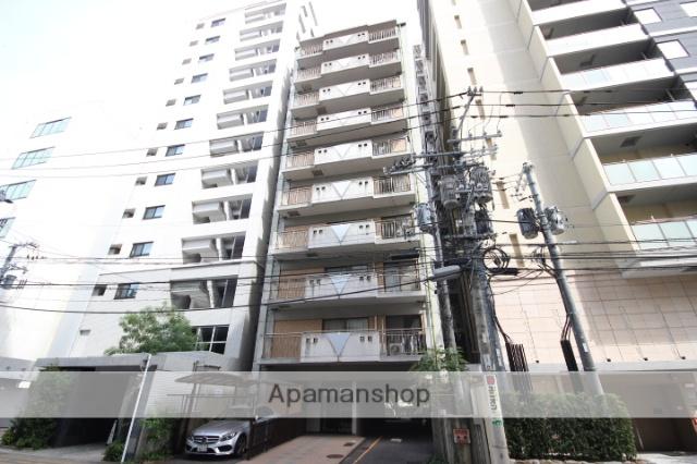 広島県広島市中区、広島駅徒歩8分の築22年 10階建の賃貸マンション