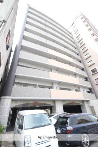 広島県広島市東区、広島駅徒歩11分の築10年 10階建の賃貸マンション