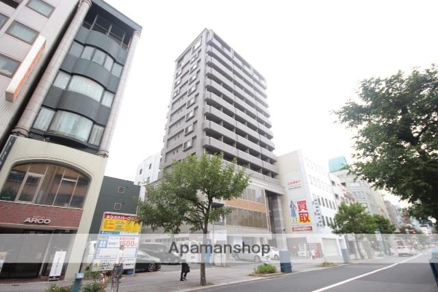 広島県広島市中区、八丁堀駅徒歩8分の築12年 13階建の賃貸マンション