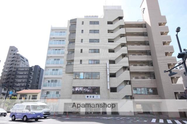 広島県広島市東区、広島駅徒歩10分の築34年 8階建の賃貸マンション