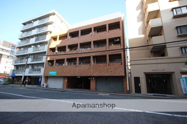 広島県広島市東区、広島駅徒歩6分の築39年 4階建の賃貸マンション