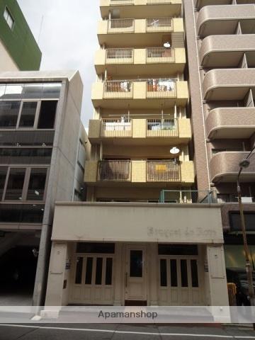 広島県広島市中区、銀山町駅徒歩5分の築32年 8階建の賃貸マンション