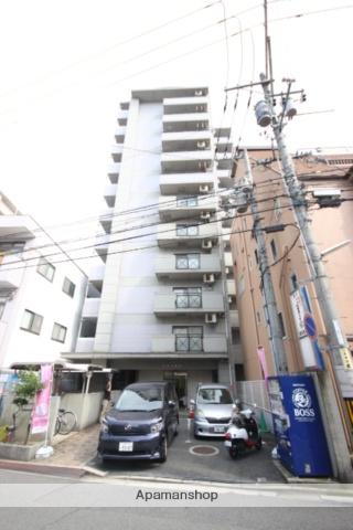 広島県広島市東区、広島駅徒歩8分の築21年 11階建の賃貸マンション