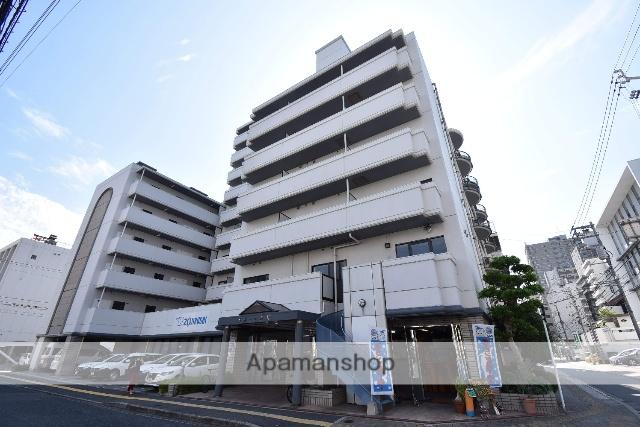 広島県広島市中区、市役所前駅徒歩8分の築29年 10階建の賃貸マンション