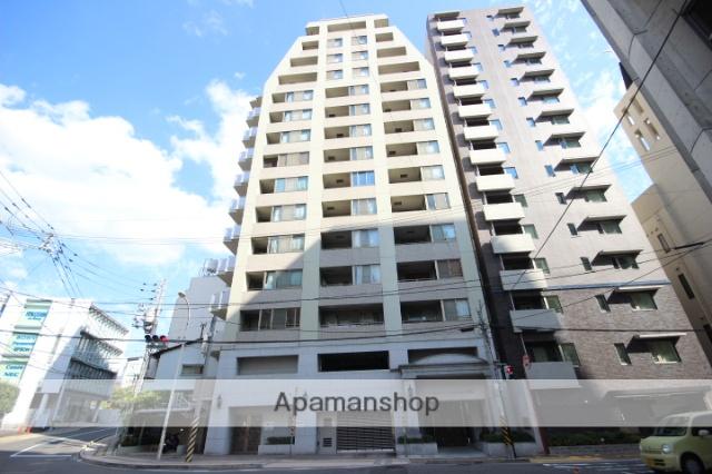広島県広島市中区、広島駅駅徒歩11分の築18年 15階建の賃貸マンション
