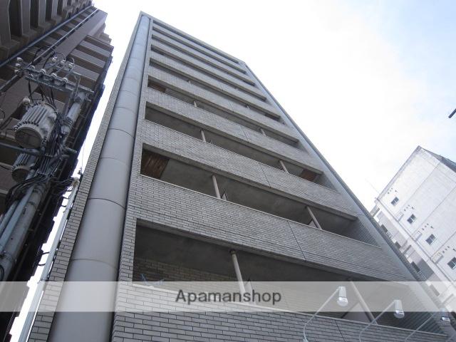 広島県広島市中区、城北駅徒歩8分の築28年 10階建の賃貸マンション