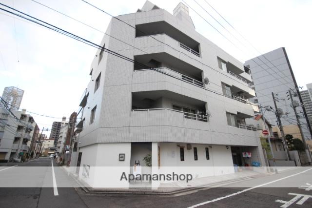広島県広島市中区、新白島駅徒歩6分の築29年 6階建の賃貸マンション