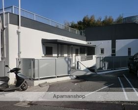 広島県広島市南区、県病院前駅徒歩18分の築33年 2階建の賃貸マンション