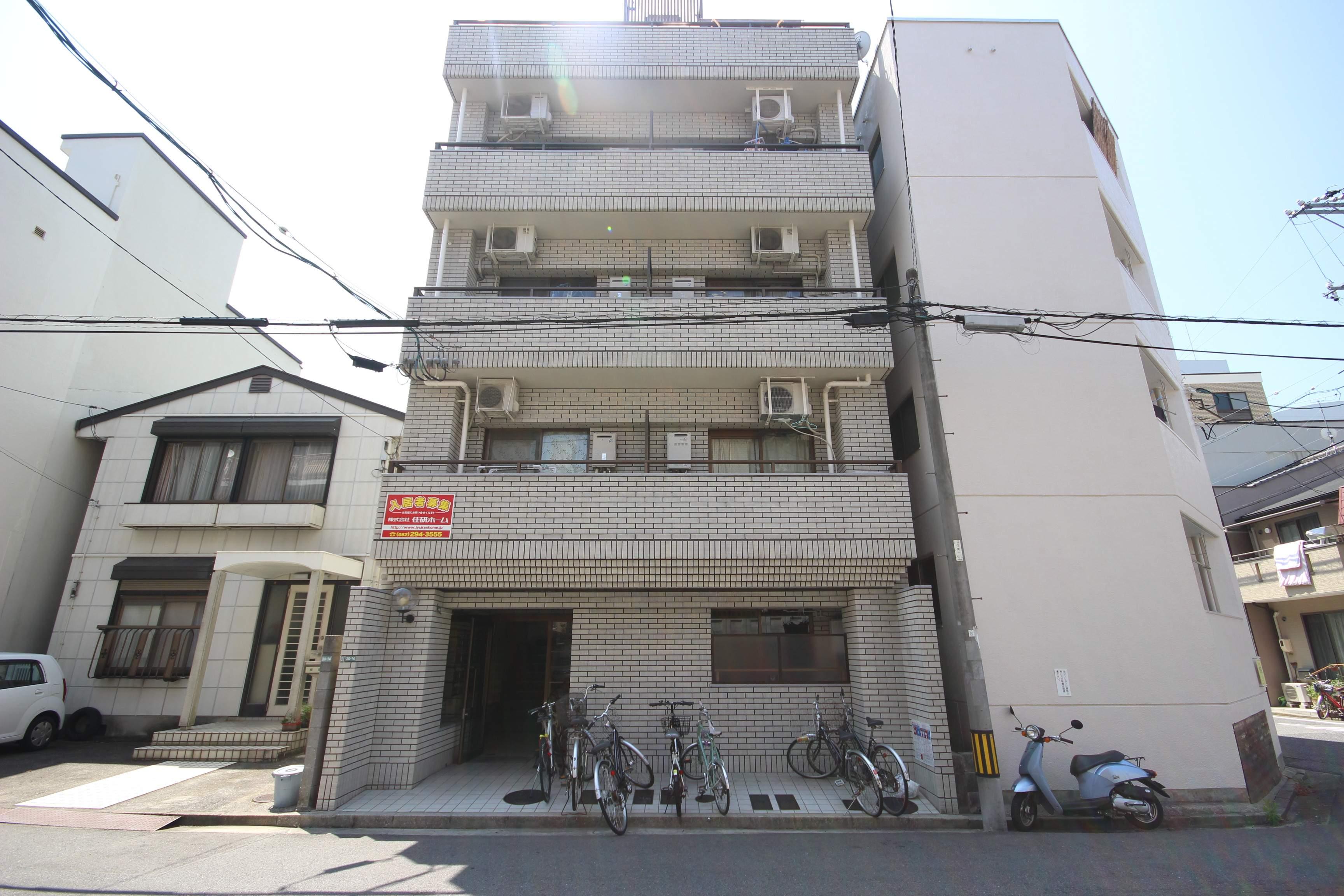 新着賃貸17:広島県広島市中区住吉町の新着賃貸物件