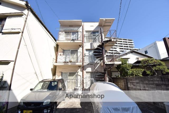 広島県広島市中区、舟入南町駅徒歩15分の築36年 3階建の賃貸マンション
