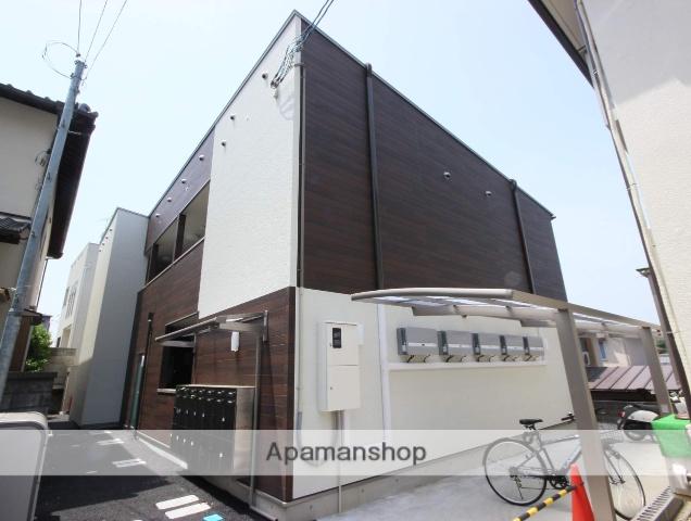 広島県安芸郡府中町、向洋駅徒歩14分の新築 2階建の賃貸アパート