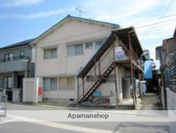 広島県広島市東区の築46年 2階建の賃貸アパート