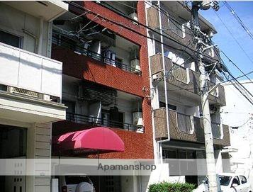 広島県広島市中区、城北駅徒歩9分の築35年 4階建の賃貸マンション