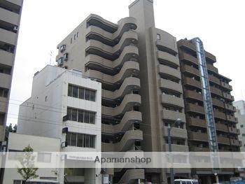 広島県広島市中区、女学院前駅徒歩5分の築21年 10階建の賃貸マンション