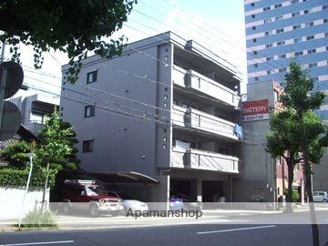 広島県広島市中区、横川一丁目駅徒歩5分の築19年 4階建の賃貸マンション
