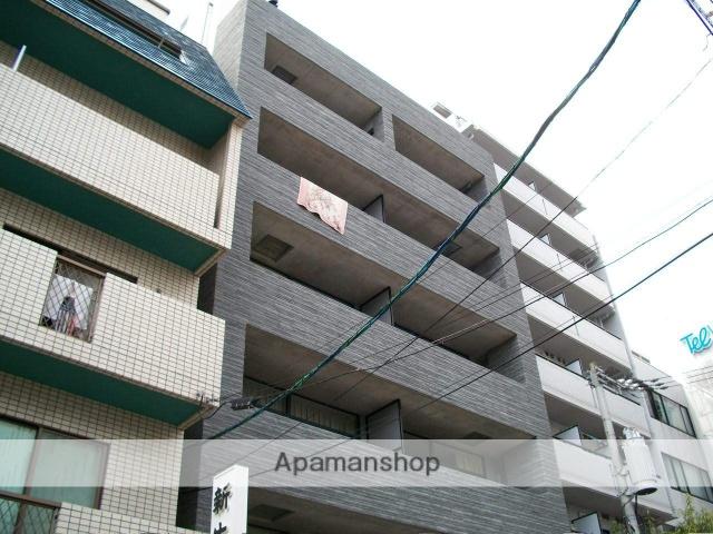 広島県広島市中区、市役所前駅徒歩8分の築12年 7階建の賃貸マンション
