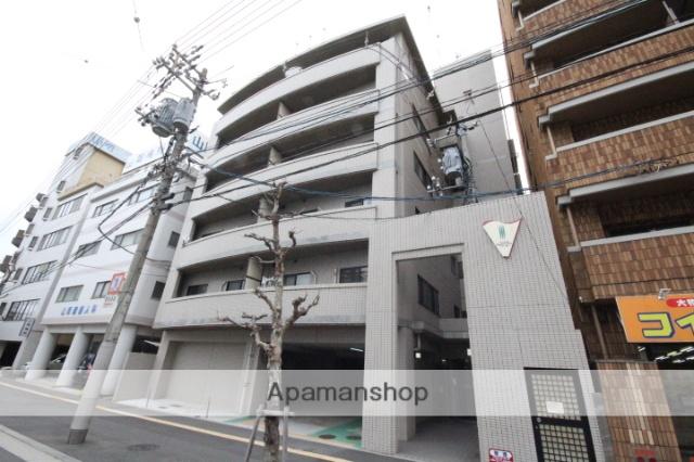 広島県広島市中区、広電本社前駅徒歩14分の築22年 5階建の賃貸マンション