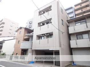 広島県広島市南区の築21年 4階建の賃貸マンション