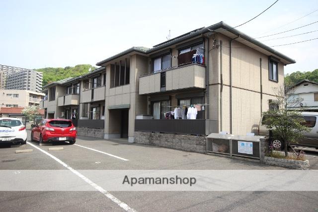 広島県広島市東区、広島駅徒歩20分の築14年 2階建の賃貸アパート