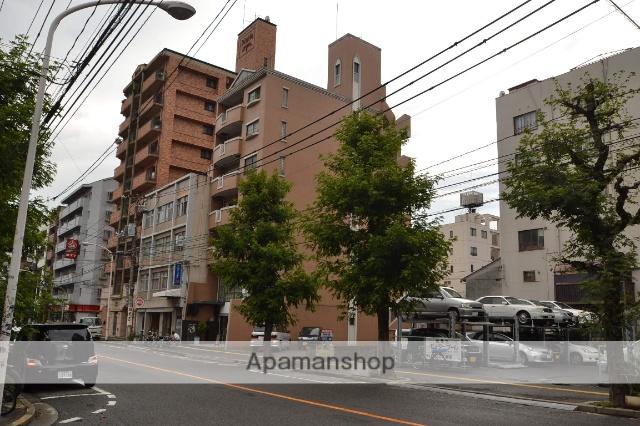 広島県広島市中区の築30年 7階建の賃貸マンション