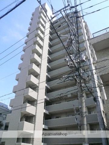 広島県広島市中区、比治山橋駅徒歩8分の築19年 14階建の賃貸マンション