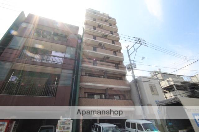 広島県広島市中区、鷹野橋駅徒歩7分の築12年 9階建の賃貸マンション