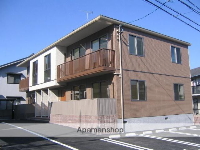 広島県広島市安芸区、矢野駅徒歩10分の築10年 2階建の賃貸アパート