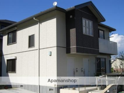 広島県広島市安芸区、みどり中央駅徒歩7分の築8年 2階建の賃貸アパート
