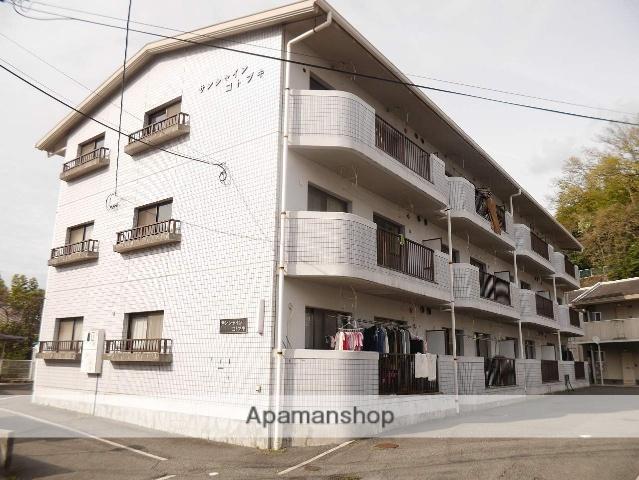 広島県広島市安芸区、矢野駅徒歩21分の築26年 3階建の賃貸マンション