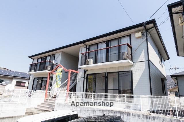 広島県広島市安芸区、矢野駅徒歩20分の築23年 2階建の賃貸アパート