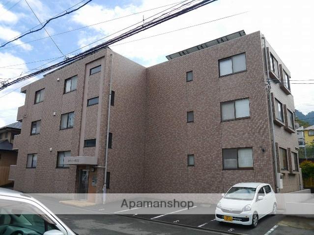 広島県広島市安芸区の築13年 3階建の賃貸マンション