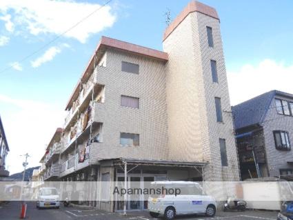 広島県安芸郡海田町、海田市駅徒歩16分の築42年 4階建の賃貸マンション