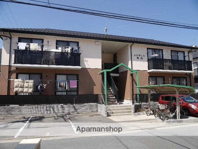 広島県安芸郡海田町の築19年 2階建の賃貸アパート