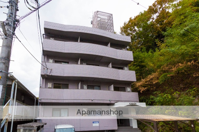広島県安芸郡海田町、海田市駅徒歩15分の築27年 4階建の賃貸マンション
