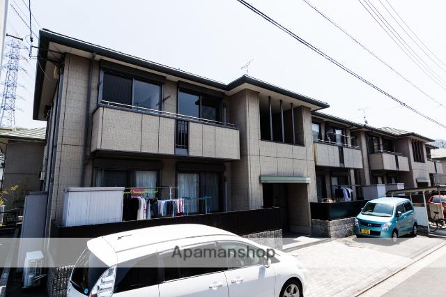 広島県安芸郡坂町、坂駅徒歩8分の築15年 2階建の賃貸アパート