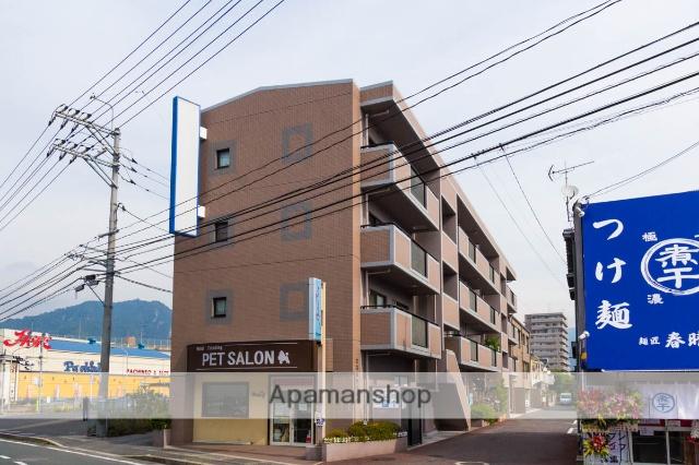 広島県安芸郡海田町、海田市駅徒歩13分の築21年 4階建の賃貸マンション