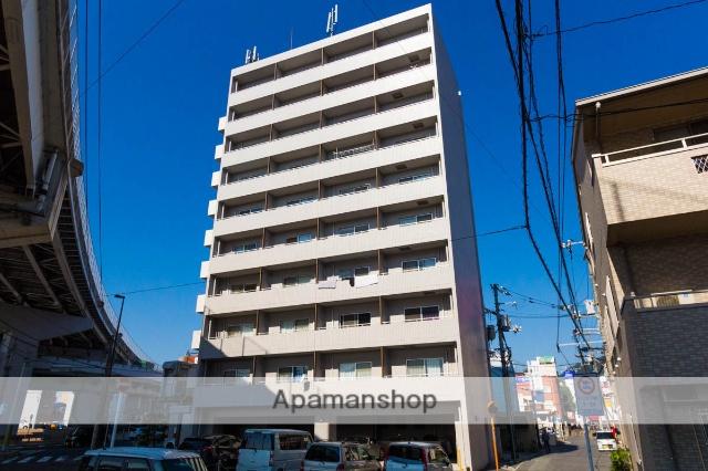 広島県安芸郡海田町、海田市駅徒歩9分の築20年 10階建の賃貸マンション