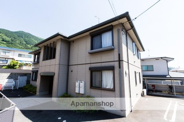 広島県広島市安芸区、中野東駅徒歩9分の築13年 2階建の賃貸アパート