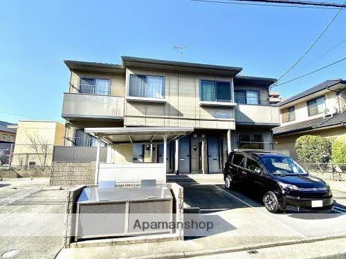 広島県広島市安芸区、瀬野駅徒歩5分の築13年 2階建の賃貸アパート