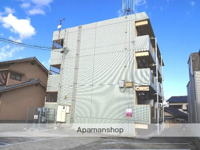 広島県安芸郡坂町、坂駅徒歩10分の築23年 3階建の賃貸マンション