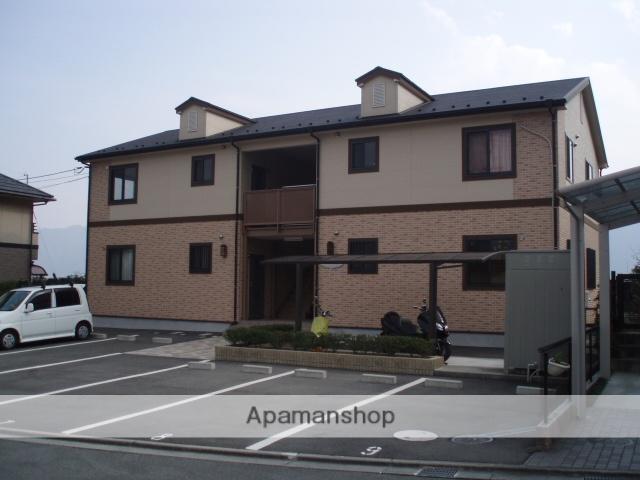 広島県広島市安芸区、瀬野駅徒歩15分の築13年 2階建の賃貸アパート