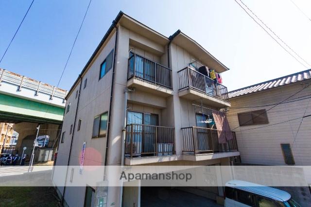 広島県安芸郡海田町、海田市駅徒歩7分の築19年 3階建の賃貸アパート